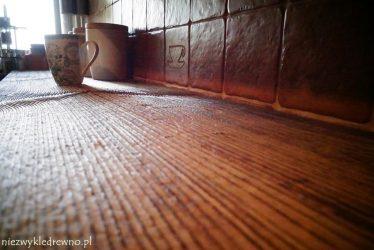 blaty na wymiar stare drewno