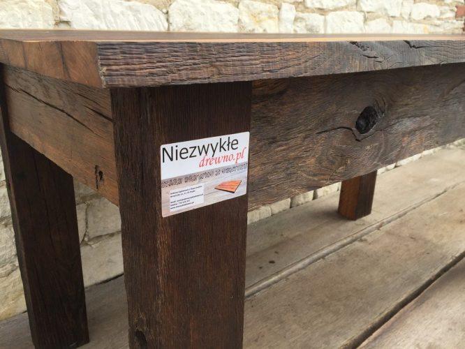 stare drewno stoły debowe 55