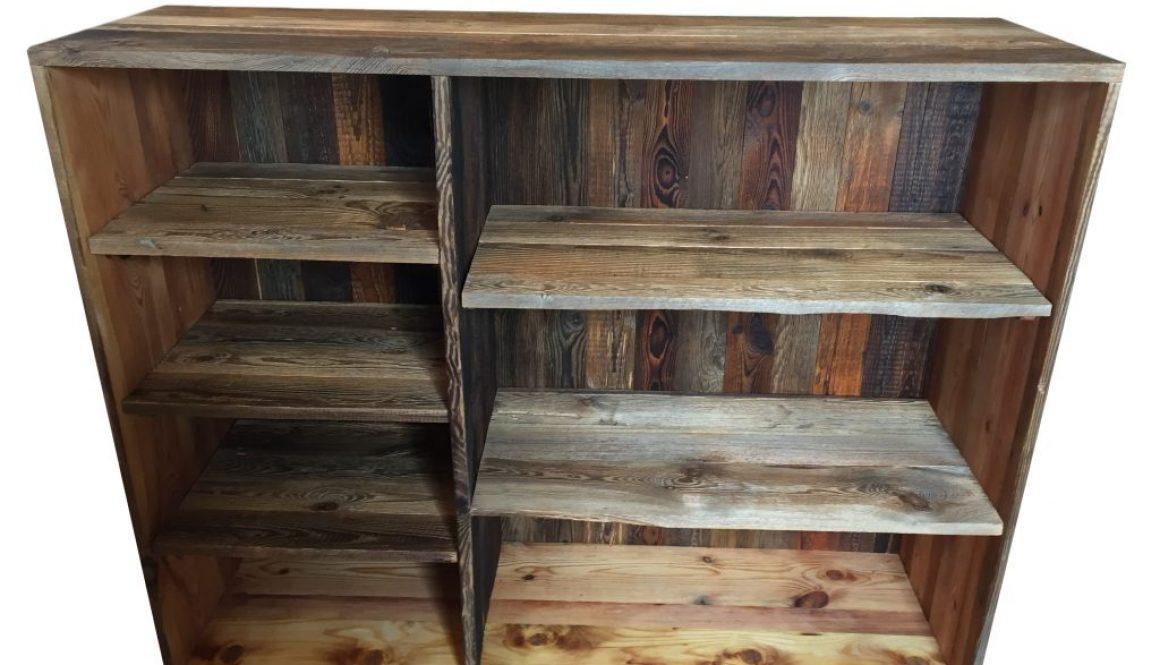 regal_stare drewno
